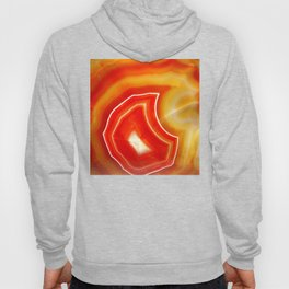 Orange Agate Hoody