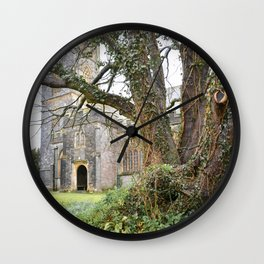 Beautiful Old Structures Wall Clock