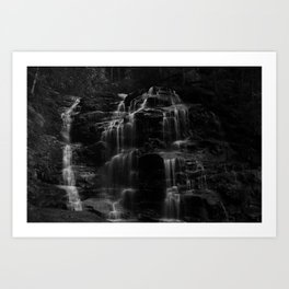Blue Mountains NSW Art Print