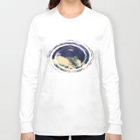 vertigo Long Sleeve T-shirts featuring Vertigo by Irina Wardas