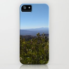 Natural View iPhone Case