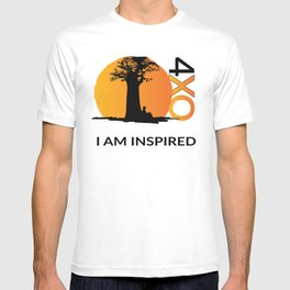 I AM INSPIRED T-shirt