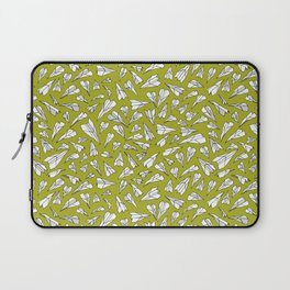 Plane paper. Laptop Sleeve