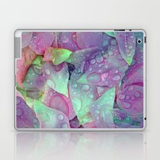 RAIN PETALS Laptop & iPad Skin