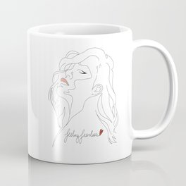 Feeling Fearless Coffee Mug