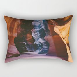 Slot Canyon Rectangular Pillow
