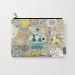 gardening blooms Carry-All Pouch