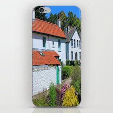 Caldey Island Village.Wales. iPhone & iPod Skin