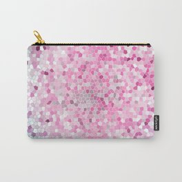 Magenta Beautiful Pink Fantasy Colorful Pattern Carry-All Pouch