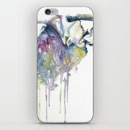 Secret garden iPhone Skin