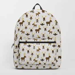 Moosestaches Backpack