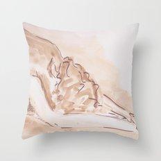 DIAGONAL Throw Pillow