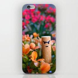 I am a Flower iPhone Skin