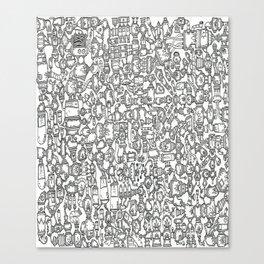 Find the Aquarium Canvas Print