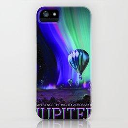 Vintage poster - Jupiter iPhone Case