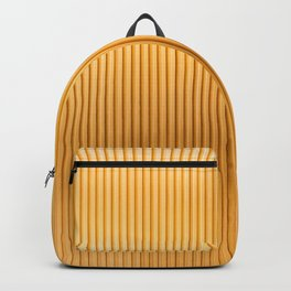 Gold in Waves Backpack