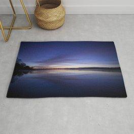 Lake Monona sunrise Rug