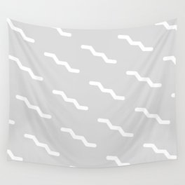 Squiggly Day Wall Tapestry