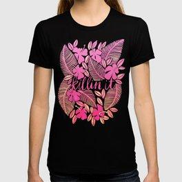 Killin' It – Pink Ombré T-shirt