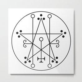 Astaroth Metal Print