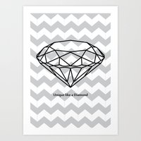 Unique Art Print