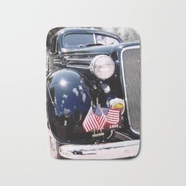 Style car photography Bath Mat