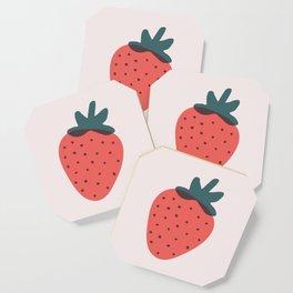 Strawberries Coaster