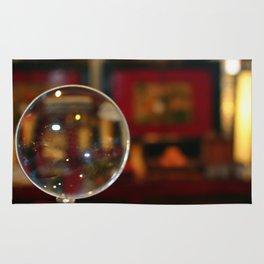 Magnifying Glass Rug
