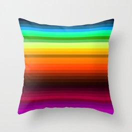 Lines II Throw Pillow