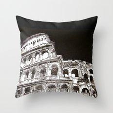 c0l!S3um Throw Pillow