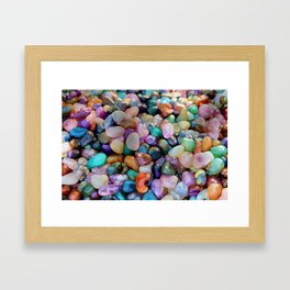 Eye Candy Framed Art Print