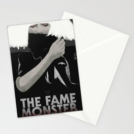 The Fame Monster Stationery Cards