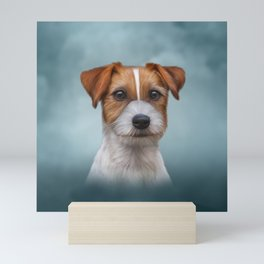 Jack Russell Terrier 2 Mini Art Print