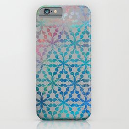Flower of Life Variation - pattern 3 iPhone Case