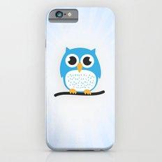 Sweet & cute owl iPhone 6 Slim Case