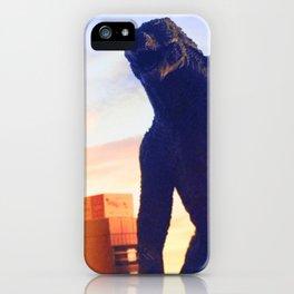 Godzilla 7 iPhone Case