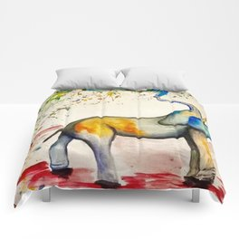 Elephant Comforters