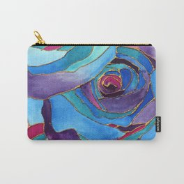 Sea of Roses Carry-All Pouch