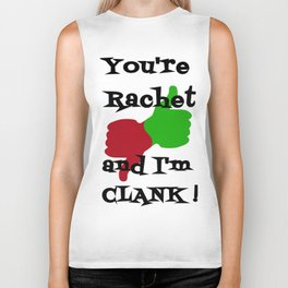 Rachet & Clank Biker Tank
