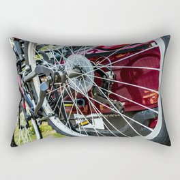 Ride Time Rectangular Pillow