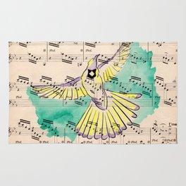 Mandolin Waltz Rug