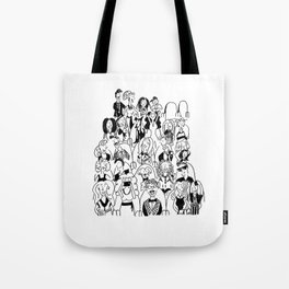 """Theatre  """"Opening Night"""" Tote Bag"""