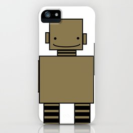 Charlie the Donkey iPhone Case