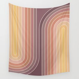 Gradient Curvature I Wall Tapestry