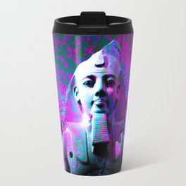 digital Egyptian  Travel Mug