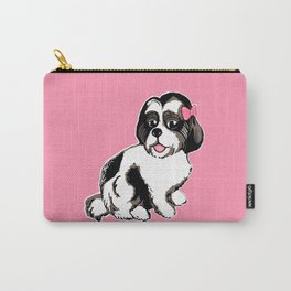 Shih Tzu Puppy Carry-All Pouch