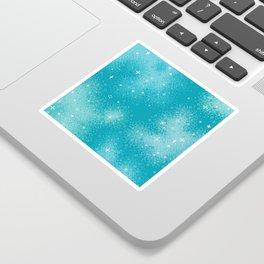 Winter Nebula Sticker
