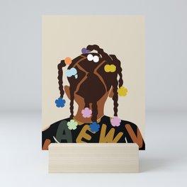 Black Girl Magic No. 2 Mini Art Print