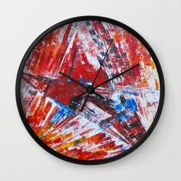 Halloo! Wall Clock