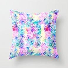 Pineapple Dream Throw Pillow